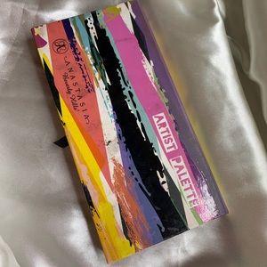 Artist palette Anastasia Beverly Hills